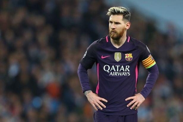 Messi đòi ăn thua đủ với cầu thủ Man. City? - ảnh 1