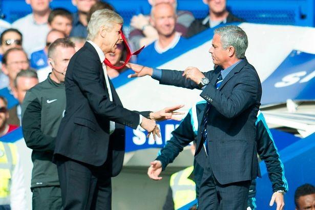 Mourinho 'đá xoáy' Wenger:Câu chuyện 18 tháng và 18 năm - ảnh 2