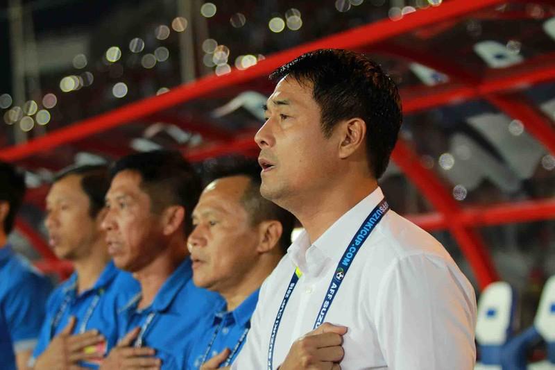 Hàng công tỏa sáng, Việt Nam thắng nghẹt thở Myanmar - ảnh 16