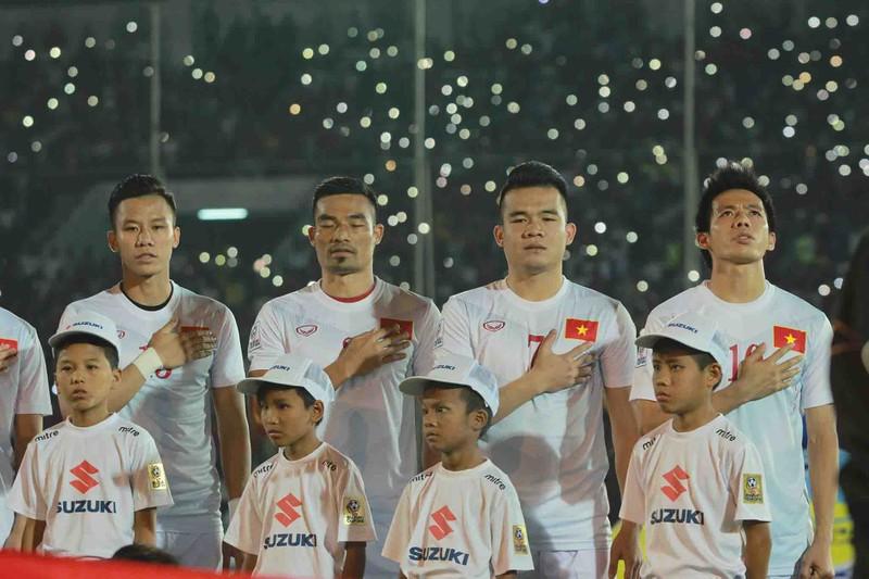 Hàng công tỏa sáng, Việt Nam thắng nghẹt thở Myanmar - ảnh 18