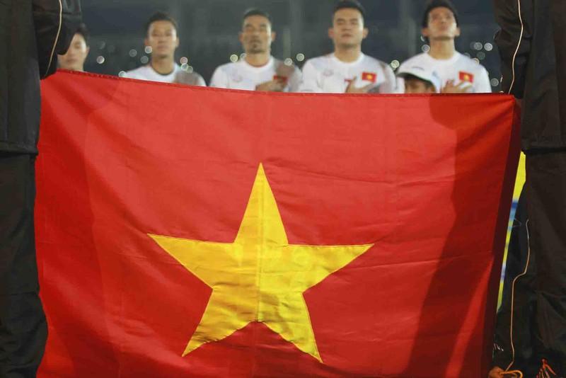 Hàng công tỏa sáng, Việt Nam thắng nghẹt thở Myanmar - ảnh 19