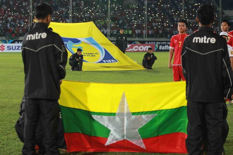 Hàng công tỏa sáng, Việt Nam thắng nghẹt thở Myanmar - ảnh 20