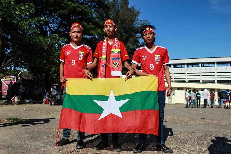 Hàng công tỏa sáng, Việt Nam thắng nghẹt thở Myanmar - ảnh 40