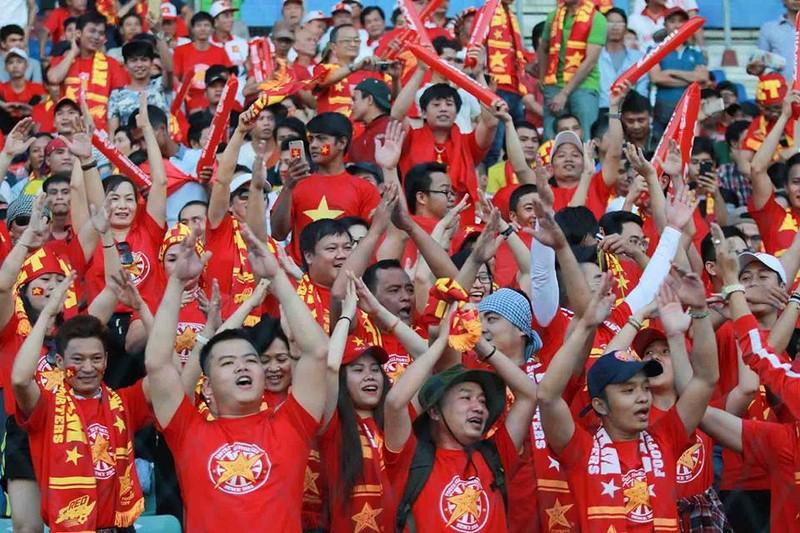 Hàng công tỏa sáng, Việt Nam thắng nghẹt thở Myanmar - ảnh 29