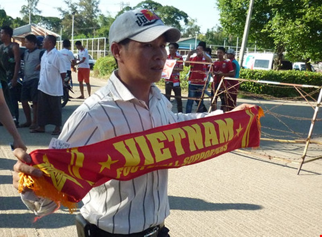 Hàng công tỏa sáng, Việt Nam thắng nghẹt thở Myanmar - ảnh 36