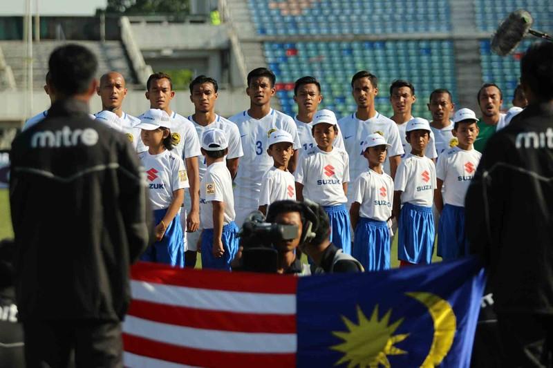 Việt Nam 1-0 Malaysia: Chiến thắng nhọc nhằn và quả cảm - ảnh 24