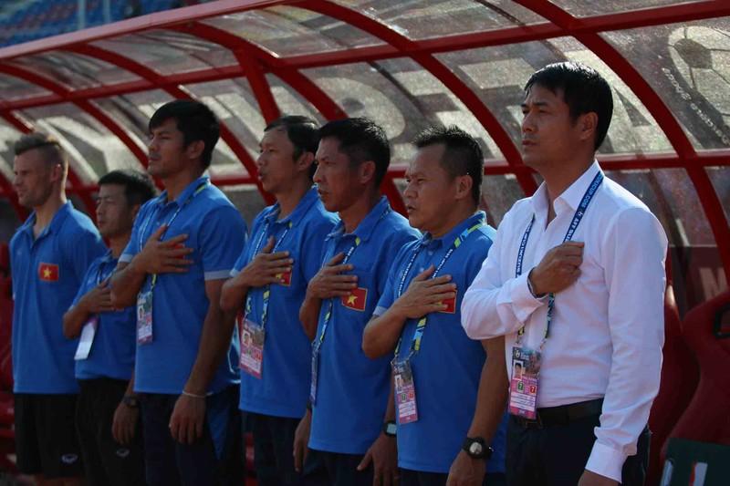 Việt Nam 1-0 Malaysia: Chiến thắng nhọc nhằn và quả cảm - ảnh 26