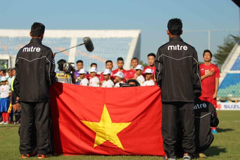 Việt Nam 1-0 Malaysia: Chiến thắng nhọc nhằn và quả cảm - ảnh 20