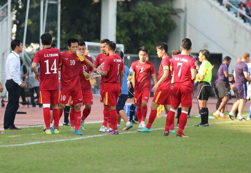 Việt Nam 1-0 Malaysia: Chiến thắng nhọc nhằn và quả cảm - ảnh 17