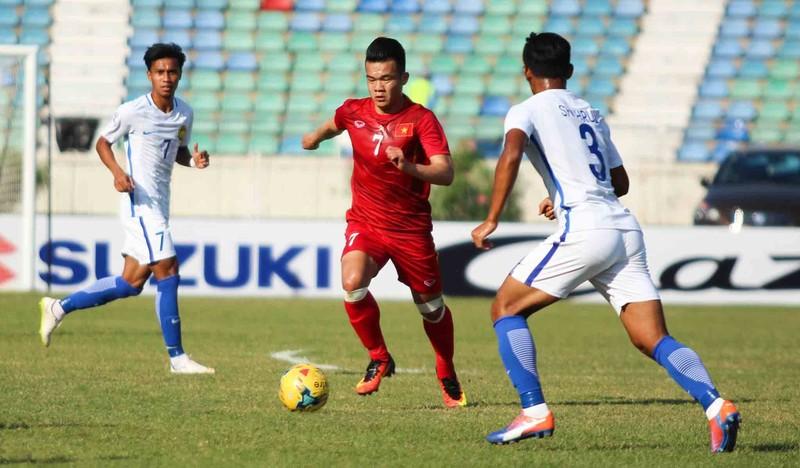 Việt Nam 1-0 Malaysia: Chiến thắng nhọc nhằn và quả cảm - ảnh 15