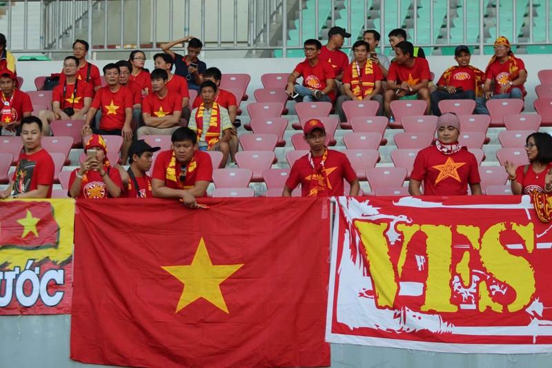 Việt Nam 2-1 Campuchia: Thắng mà không vui - ảnh 26