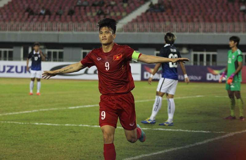 Việt Nam 2-1 Campuchia: Thắng mà không vui - ảnh 9