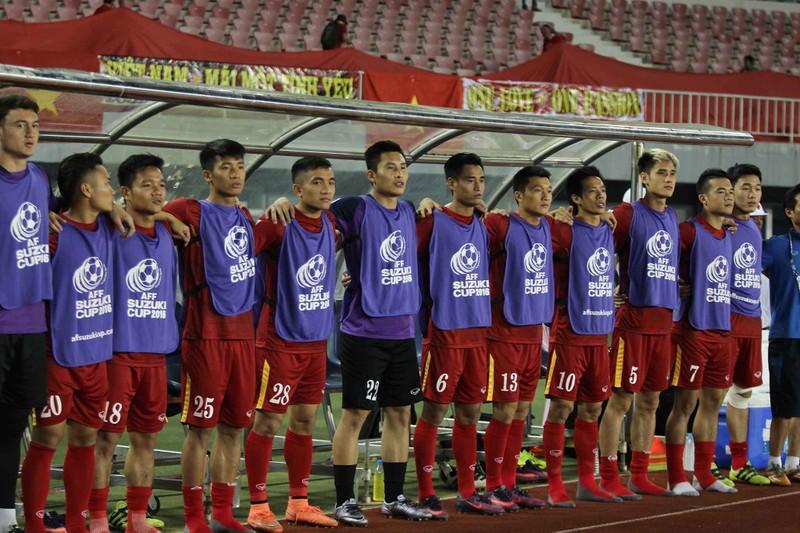 Việt Nam 2-1 Campuchia: Thắng mà không vui - ảnh 19