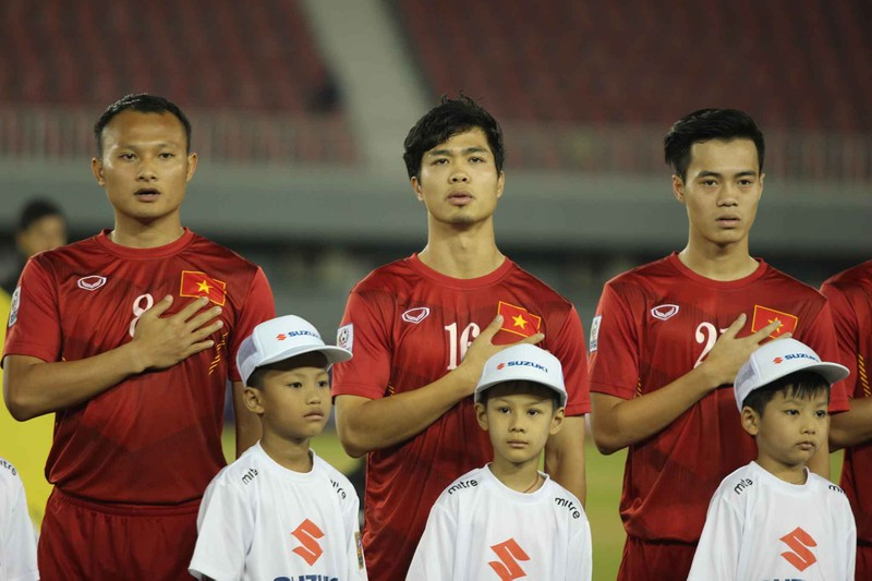 Việt Nam 2-1 Campuchia: Thắng mà không vui - ảnh 21