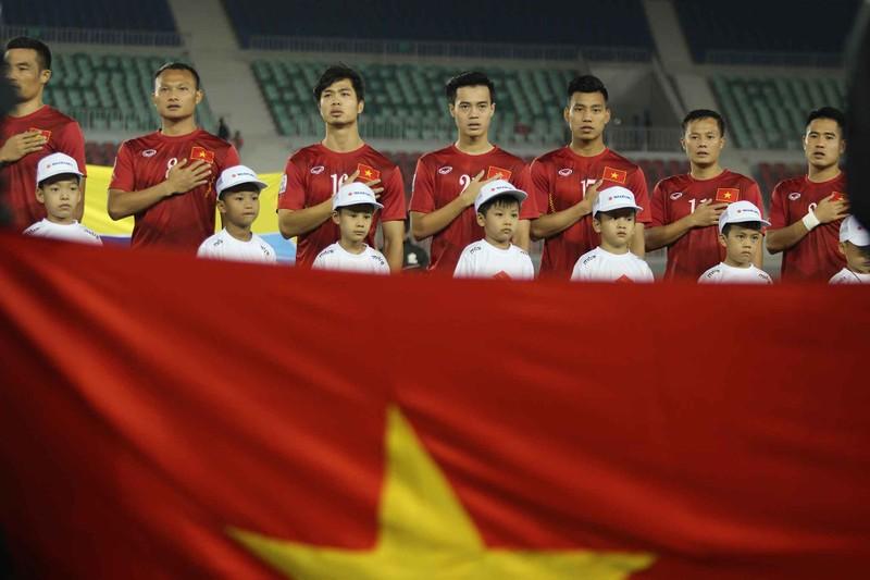 Việt Nam 2-1 Campuchia: Thắng mà không vui - ảnh 22