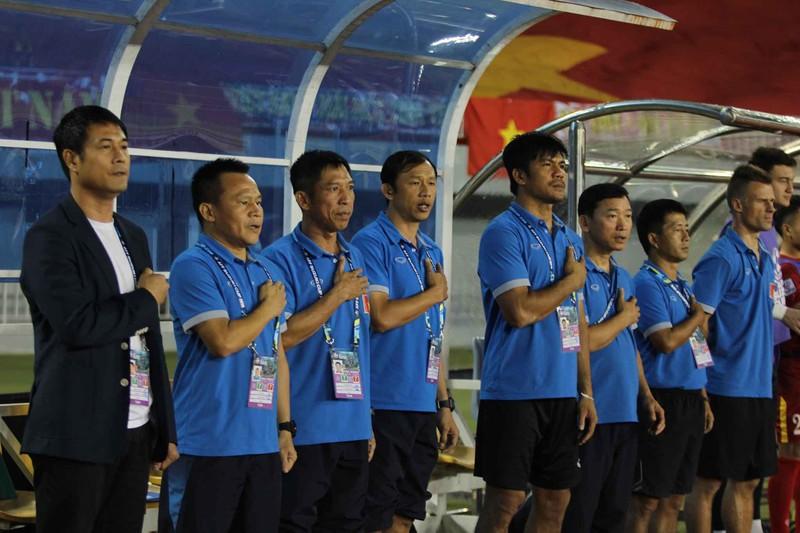 Việt Nam 2-1 Campuchia: Thắng mà không vui - ảnh 18