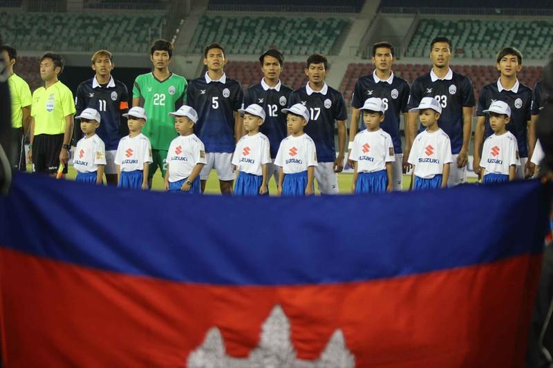 Việt Nam 2-1 Campuchia: Thắng mà không vui - ảnh 17