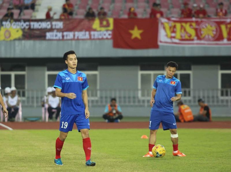 Việt Nam 2-1 Campuchia: Thắng mà không vui - ảnh 29