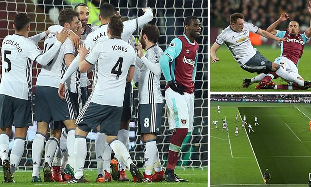 Mourinho 'cao tay', MU thắng trận thứ 6 liên tiếp - ảnh 2
