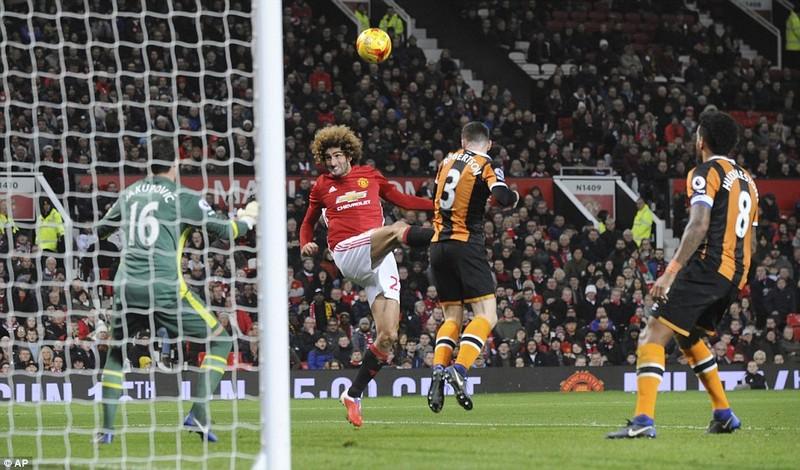 MU 2-0 Hull City: Đặt một chân vào chung kết - ảnh 3