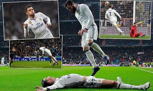 Barca bị trọng tài 'cướp' bàn thắng, Real tăng tốc - ảnh 2