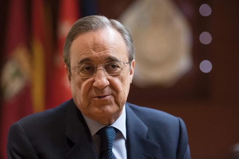 Chủ tịch Real chính thức lên tiếng vụ mua De Gea của MU - ảnh 1