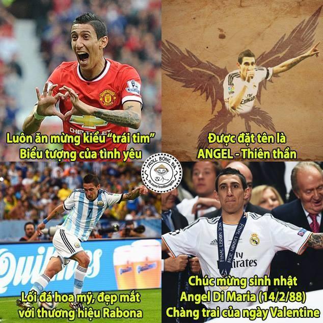 Ảnh chế:Ronaldo khóc vì Valentine,Mr Bean làm fan Barca - ảnh 3