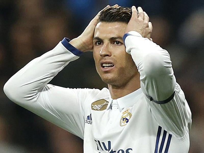 Ronaldo gặp 'hạn' dài nhất lịch sử ở Champions League - ảnh 1
