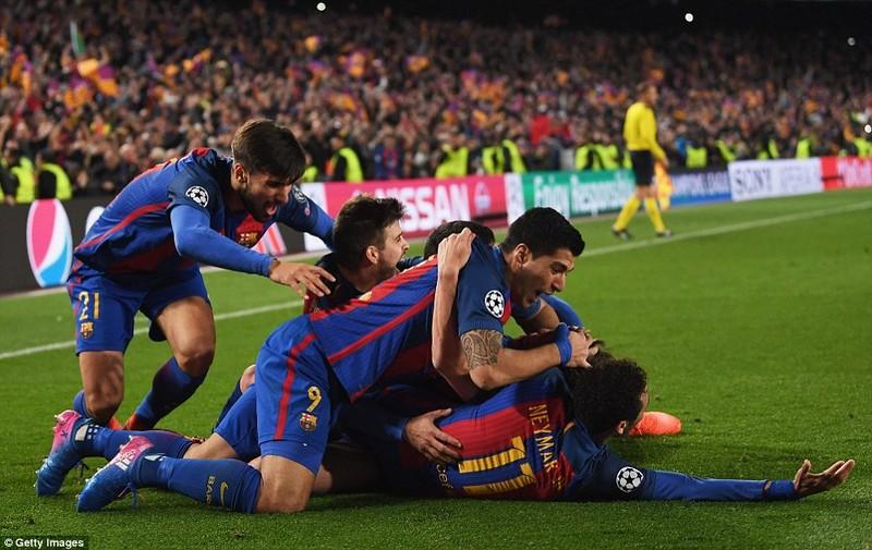 Hủy diệt PSG 6-1, Barca viết lại lịch sử - ảnh 4