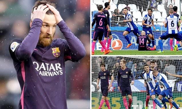 Barcelona thua sốc: Sau tưng bừng là thảm họa - ảnh 6