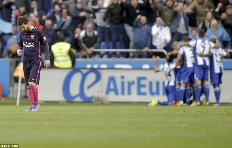 Barcelona thua sốc: Sau tưng bừng là thảm họa - ảnh 9