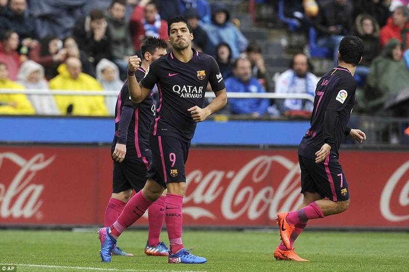 Barcelona thua sốc: Sau tưng bừng là thảm họa - ảnh 5