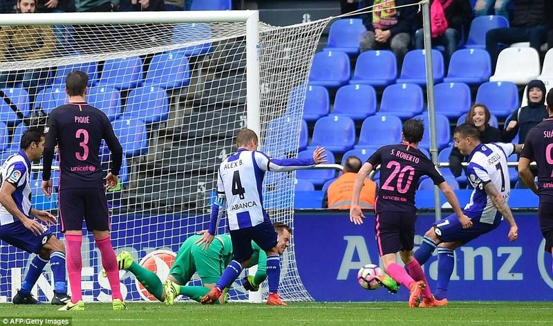 Barcelona thua sốc: Sau tưng bừng là thảm họa - ảnh 4