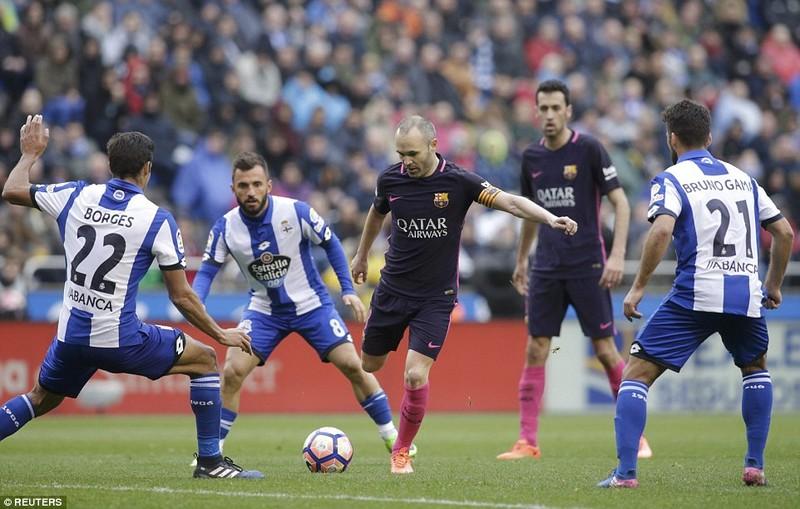 Barcelona thua sốc: Sau tưng bừng là thảm họa - ảnh 3