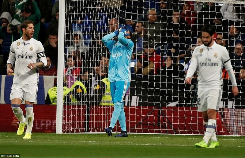 Ramos lại hóa người hùng, Real ngược dòng kinh điển - ảnh 2