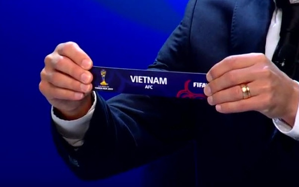 Bốc thăm VCK World Cup U-20: Việt Nam quá may mắn! - ảnh 2