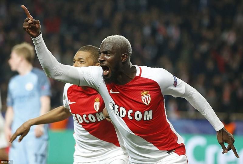 Thua bạc nhược Monaco, Man City bị loại cay đắng - ảnh 3