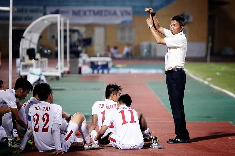 U-20 Việt Nam ít ra sân ở V-League - ảnh 1