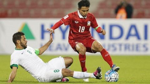 Xem Kiatisak tung 'quả đấm' cuối trước Saudi Arabia - ảnh 1