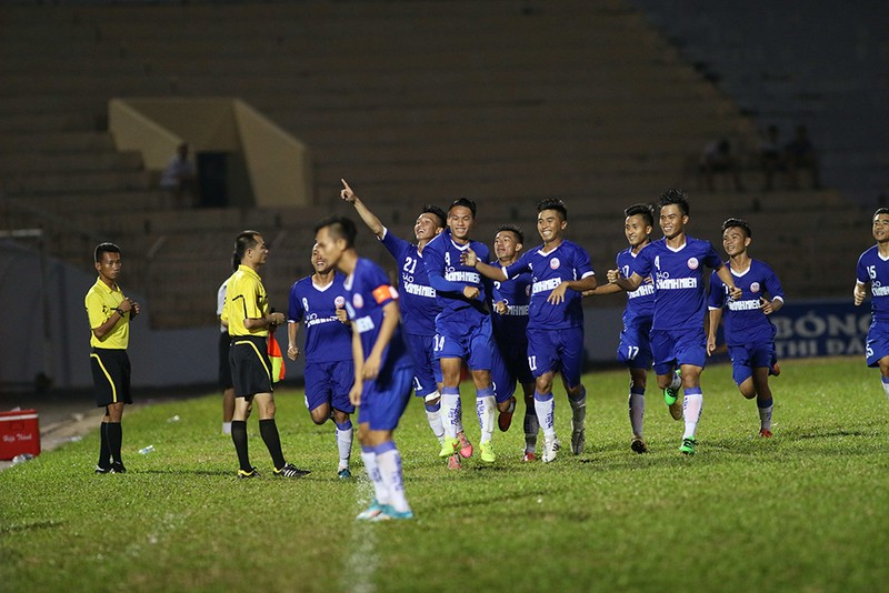 VCK U-19 quốc gia: Mưa bàn thắng, rượt đuổi ngoạn mục - ảnh 3