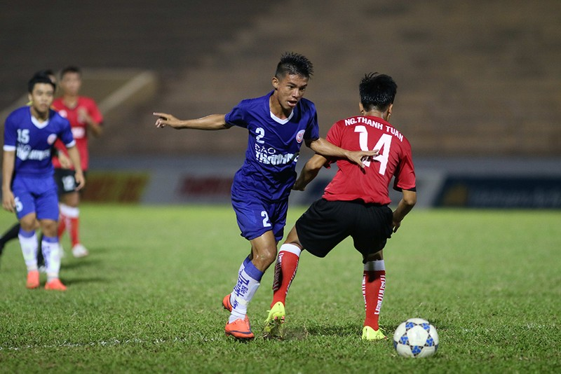 VCK U-19 quốc gia: Mưa bàn thắng, rượt đuổi ngoạn mục - ảnh 2