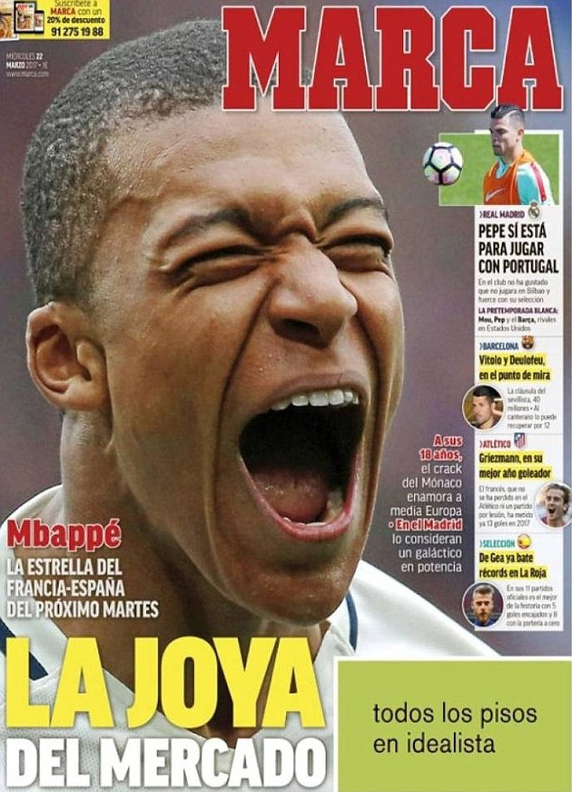 CLB Premier League bỏ 96 triệu bảng mua sao trẻ Monaco - ảnh 1