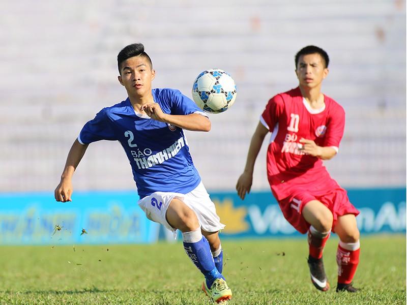 VCK U-19 quốc gia: Mưa bàn thắng, rượt đuổi ngoạn mục - ảnh 1