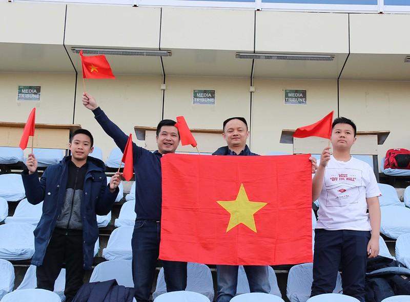 Afghanistan – Việt Nam (1-1): Khởi đầu nan! - ảnh 1