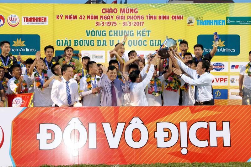 VCK U-19 quốc gia: Chung kết trong mơ, kết thúc bất ngờ - ảnh 1