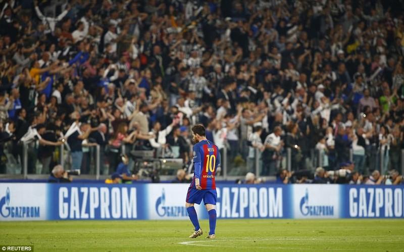 Nhìn lại trận thua kinh hoàng của Barca trước Juventus - ảnh 11