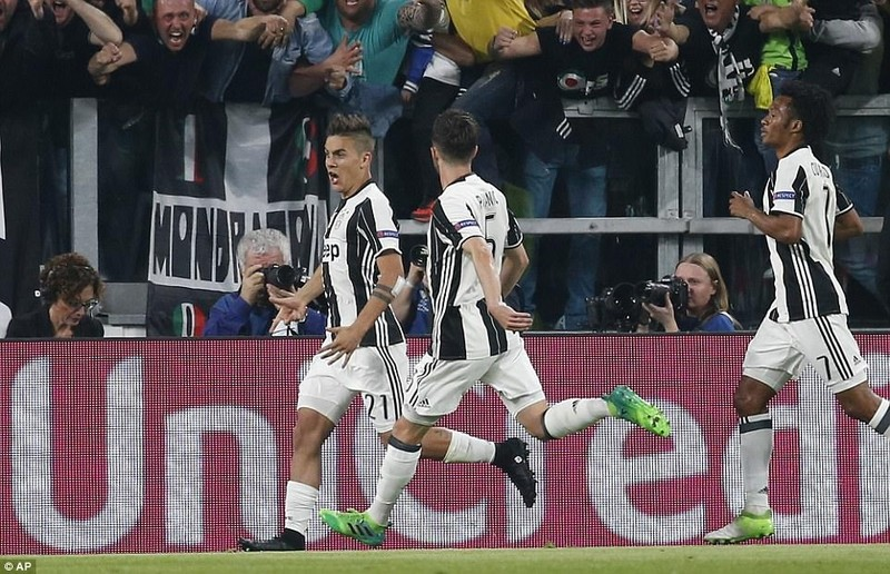 Nhìn lại trận thua kinh hoàng của Barca trước Juventus - ảnh 13