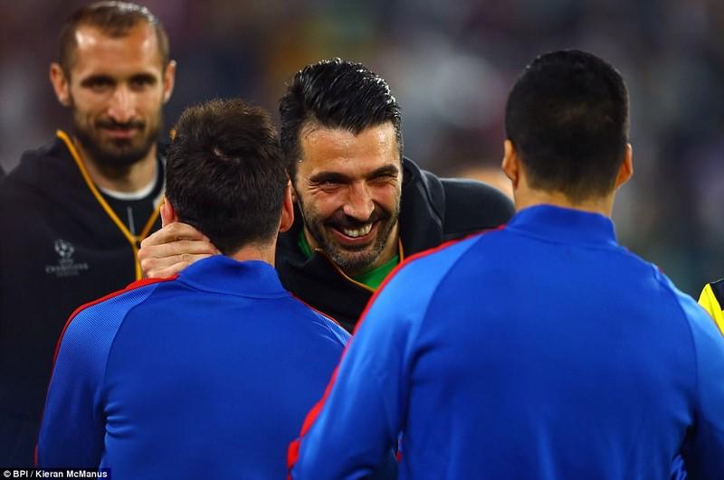 Nhìn lại trận thua kinh hoàng của Barca trước Juventus - ảnh 16