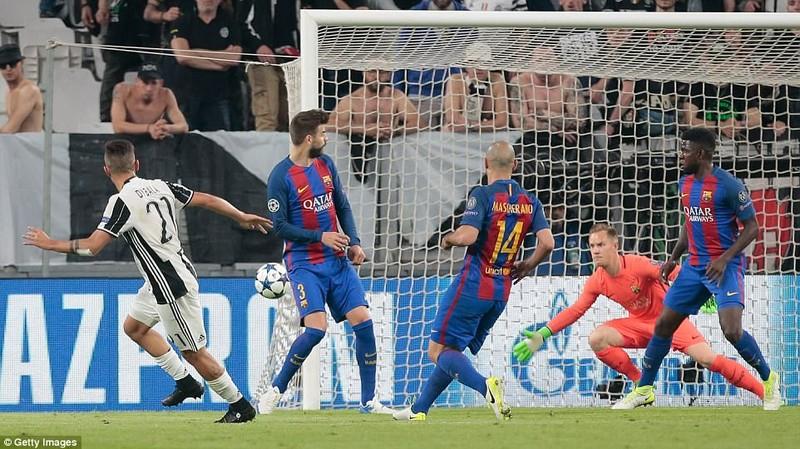 Nhìn lại trận thua kinh hoàng của Barca trước Juventus - ảnh 4