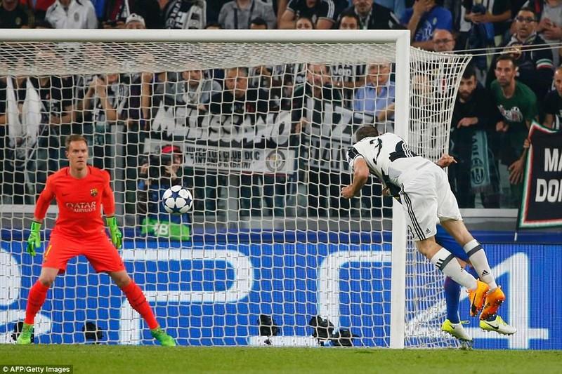 Nhìn lại trận thua kinh hoàng của Barca trước Juventus - ảnh 9